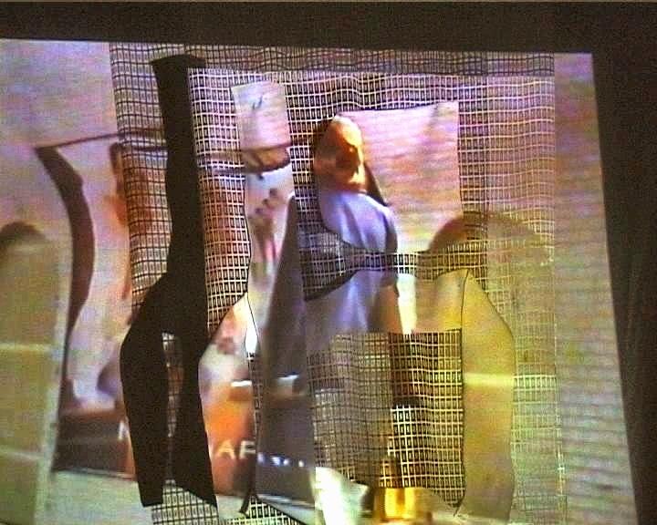 Projections sur écrans textiles Gens Métrovue 13