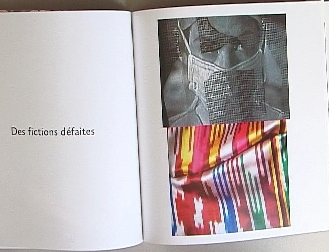 """Images Textiles"" de Patrice Hugues -  Le catalogue  72"