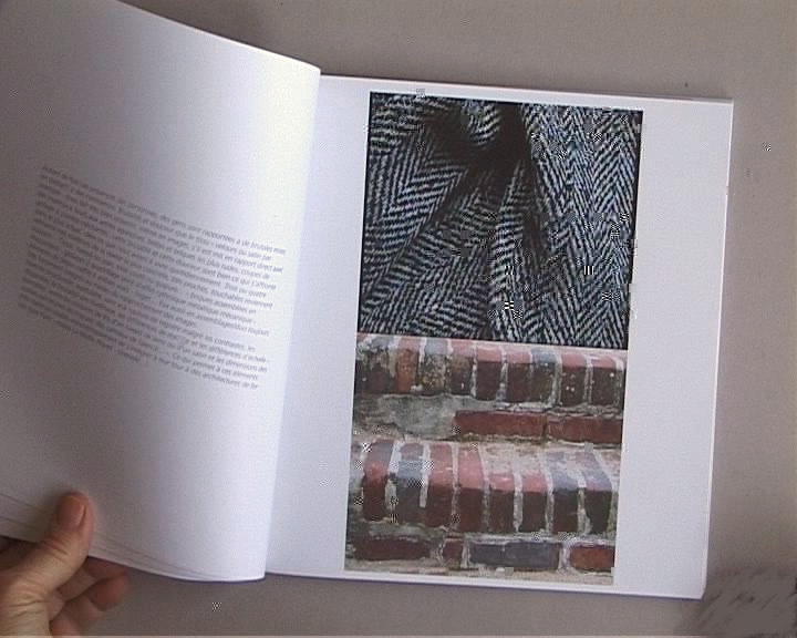 """Images Textiles"" de Patrice Hugues -  Le catalogue  33"