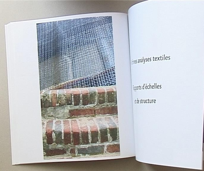 """Images Textiles"" de Patrice Hugues -  Le catalogue  37"