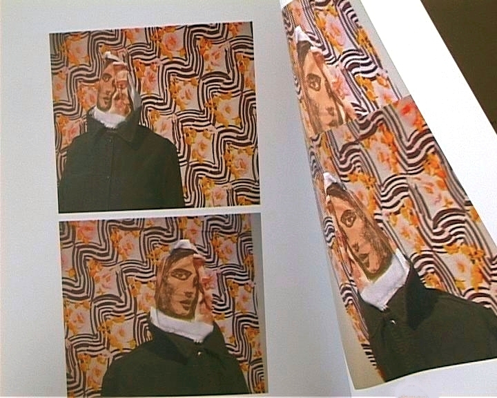 """""""Images Textiles"""" de Patrice Hugues -  Le catalogue  61"""