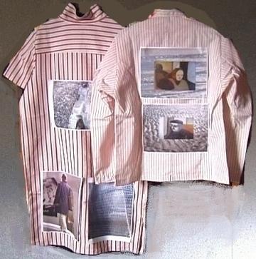 Deux blouses et des images