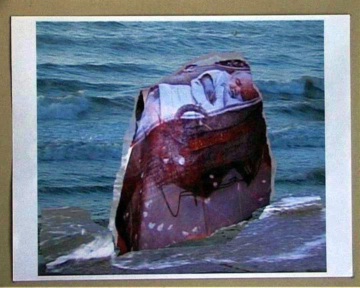 Mes images la mer le nourrisson 030
