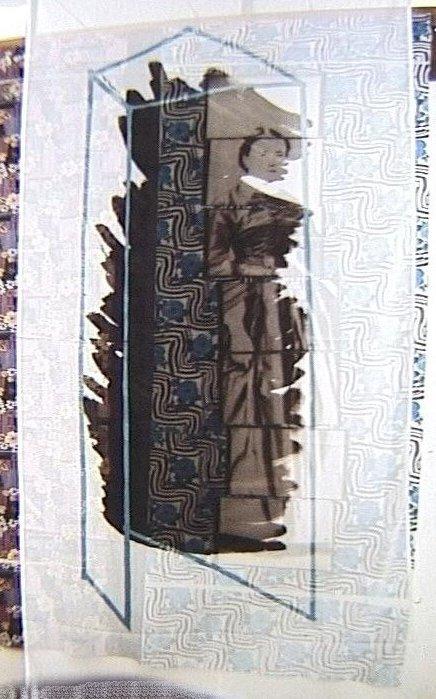 Noir III 0(59)b Robe cage 2