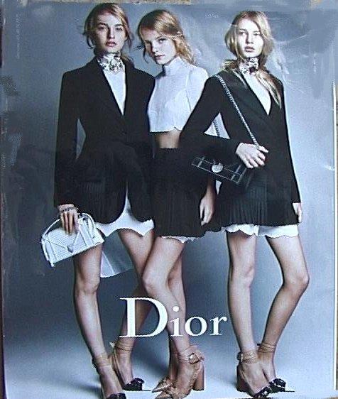 Dior 3 adolescentes