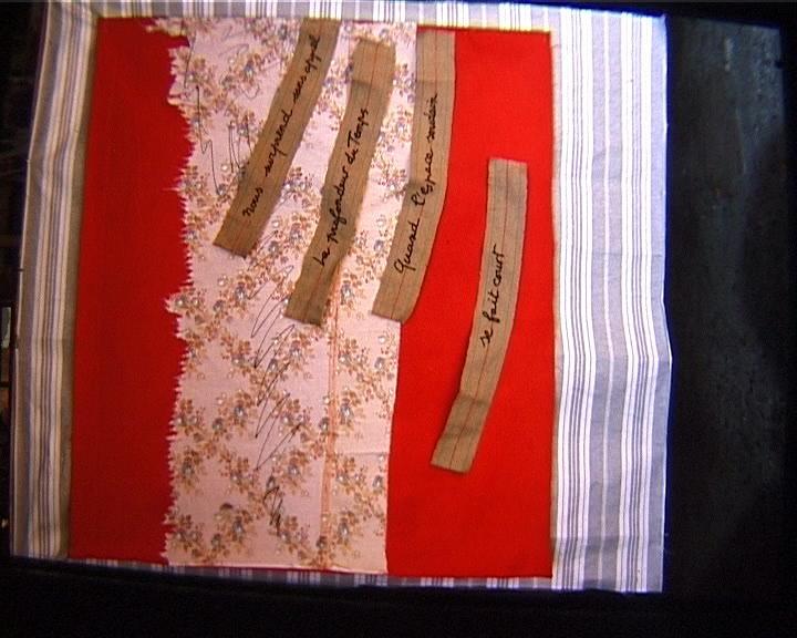bandesde tissu écrites 5
